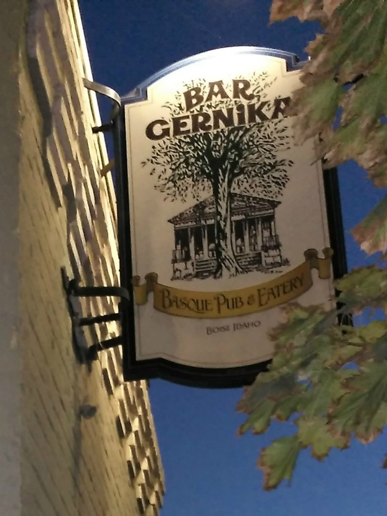 Basque Pub and Eatery Gernika, Boise