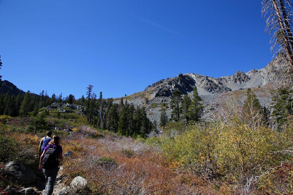 Ladera Mt Tallac. Tahoe.