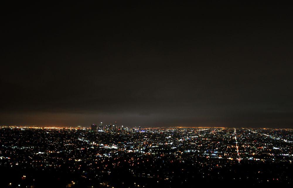 Noche en Los Ángeles